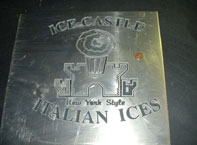 Ice Castle Sign